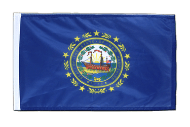 Petit drapeau New Hampshire - 30 x 45 cm