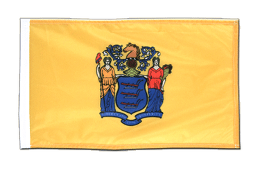 New Jersey Flagge 30 x 45 cm