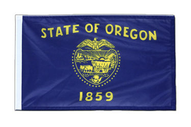 Oregon 12x18 in Flag