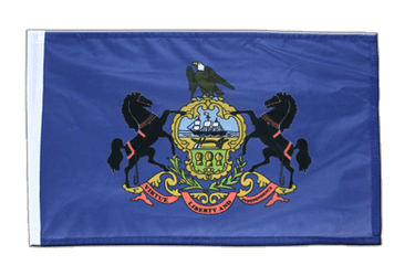 Pennsylvania 12x18 in Flag