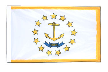Rhode Island 12x18 in Flag
