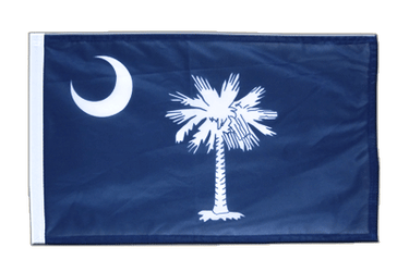 South Carolina - Flagge 30 x 45 cm