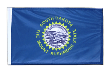 Petit drapeau South Dakota - 30 x 45 cm