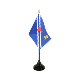 Mini drapeau de table Oxfordshire 10 x 15 cm