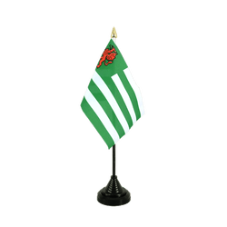 Wiltshire Table Flag 4x6""