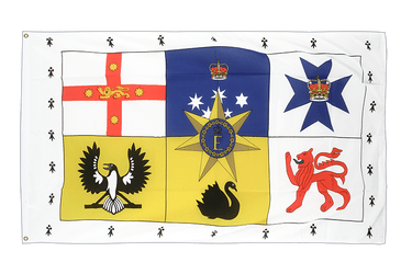 Australia Royal Standard 2x3 ft Flag
