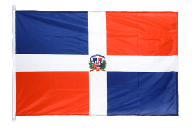 Dominican Republic Flag PRO 100 x 150 cm