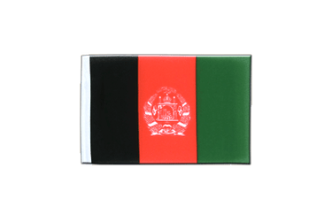 Afghanistan Mini Flag 4x6""