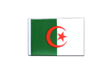 Algeria - Mini Flag 4x6""