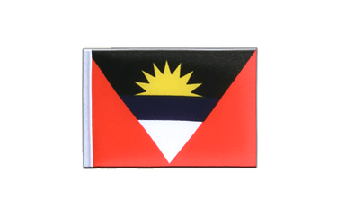 Fanion pays d'Antigua et Barbuda 10 x 15 cm