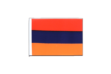 Armenia Mini Flag 4x6""