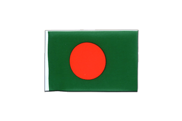 Bangladesh - Mini Flag 4x6""