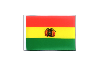 Bolivia Mini Flag 4x6""