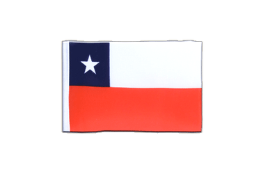 Chile Mini Flag 4x6""