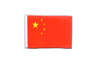 China Mini Flag 4x6""