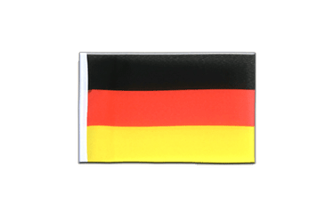 Germany - Mini Flag 4x6""