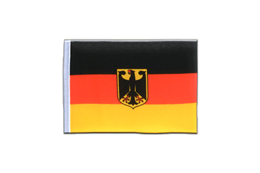Germany Dienstflagge Mini Flag 4x6""