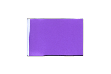 Purple - Mini Flag 4x6""