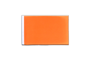 Fanion rectangulaire Orange 10 x 15 cm