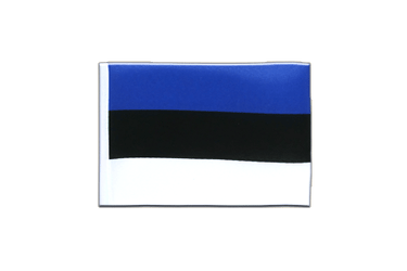 Estonia Mini Flag 4x6""