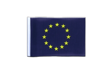 European Union EU Mini Flag 4x6""