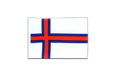 Faroe Islands Mini Flag 4x6""