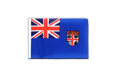 Fiji Mini Flag 4x6""