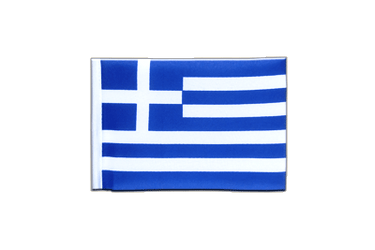 Greece Mini Flag 4x6""