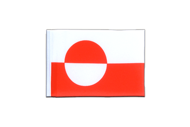 Greenland Mini Flag 4x6""