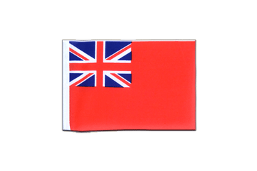 Fanion rectangulaire du Red Ensign 10 x 15 cm