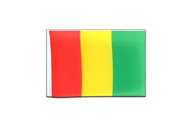 Guinea - Mini Flag 4x6""