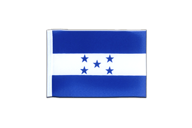 Honduras - Mini Flag 4x6""