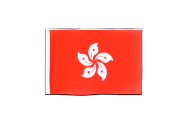 Hong Kong - Mini Flag 4x6""