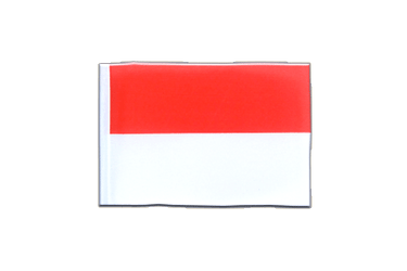 Indonesia Mini Flag 4x6""