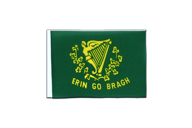 Erin Go Bragh Mini Flag 4x6""
