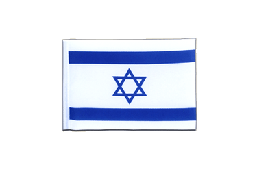 Israel Mini Flag 4x6""