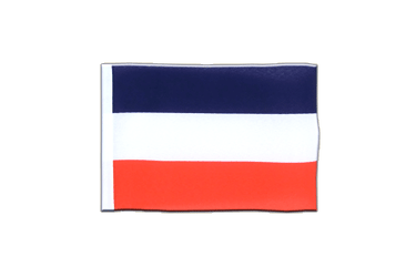 Yugoslavia old Mini Flag 4x6""