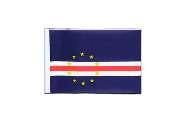 Cape Verde Mini Flag 4x6""