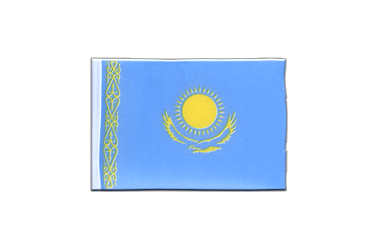 Kazakhstan - Mini Flag 4x6""