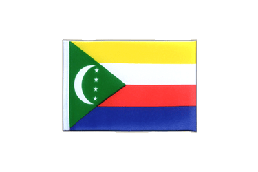 Comoros - Mini Flag 4x6""