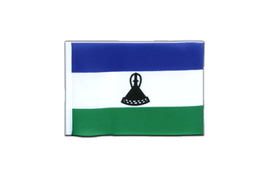 Lesotho new Mini Flag 4x6""