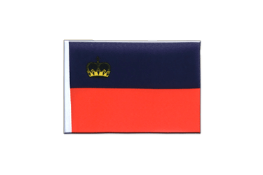 Liechtenstein - Mini Flag 4x6""