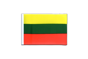 Lithuania Mini Flag 4x6""