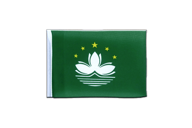 Macao Macau - Mini Flag 4x6""