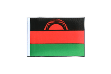 Malawi Mini Flag 4x6""