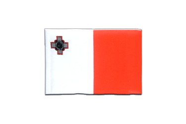 Malta Mini Flag 4x6""