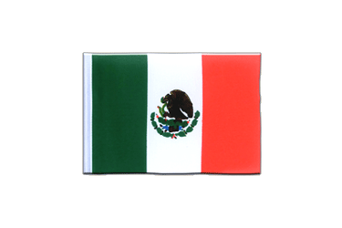 Mexico Mini Flag 4x6""