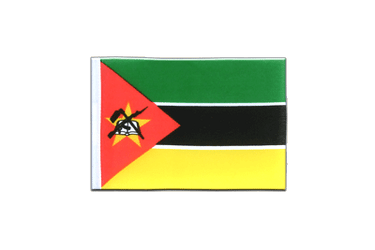 Mozambique Mini Flag 4x6""