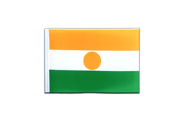 Niger Mini Flag 4x6""