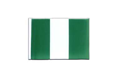 Nigeria - Mini Flag 4x6""